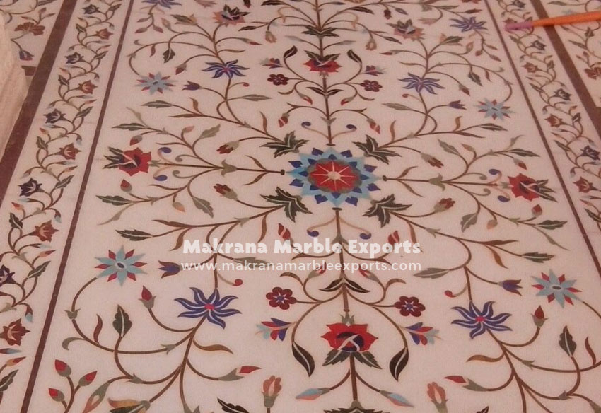 Makrana Marble Exports | Inlay Work