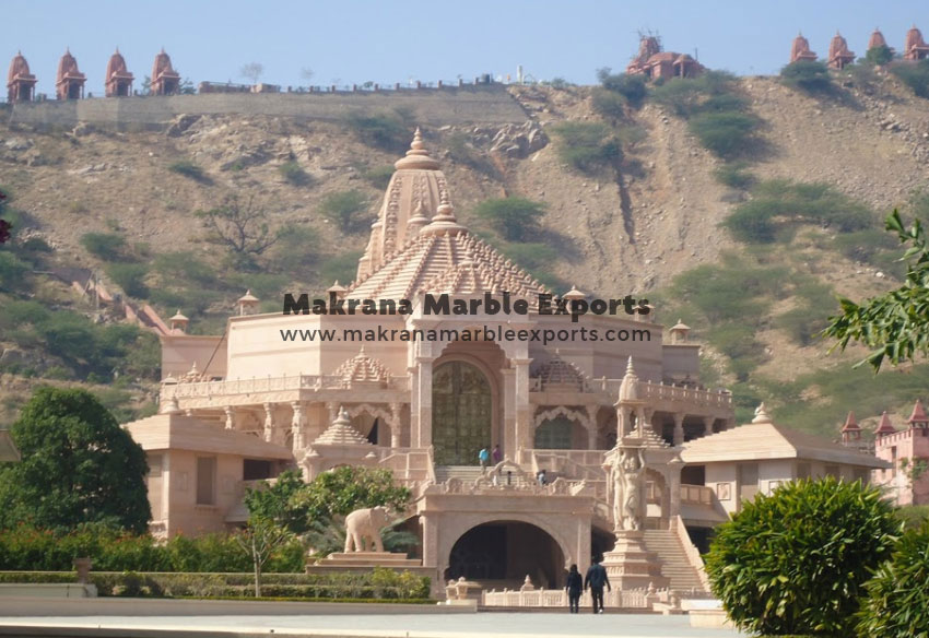 Makrana Marble Exports | Temple Work